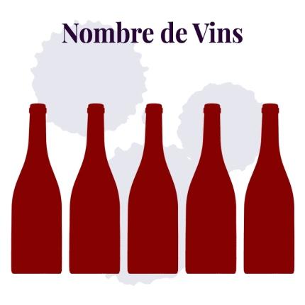 Nombre de vins5