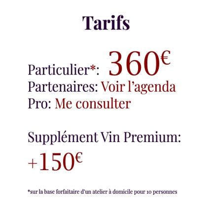 Tarifs360150
