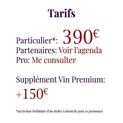 Tarifs390150